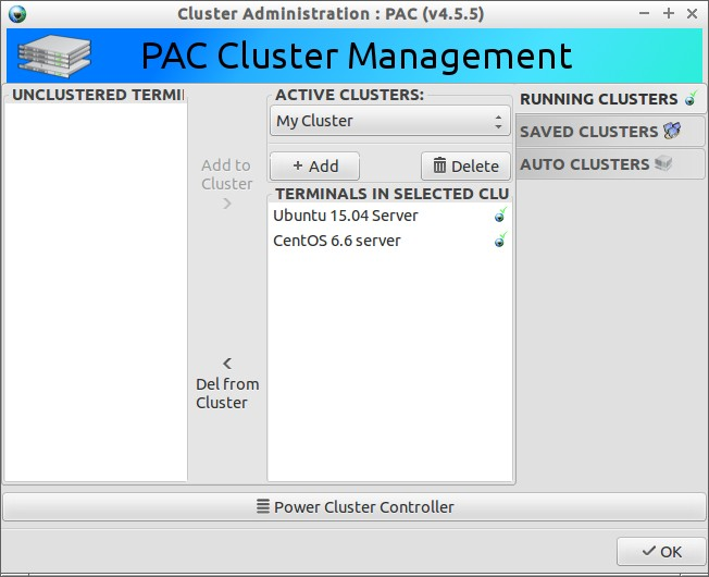 Cluster Administration : PAC (v4.5.5)_018