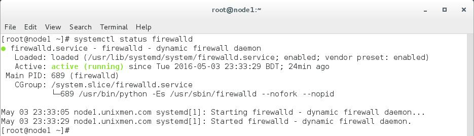 firewalld_status_unixmen