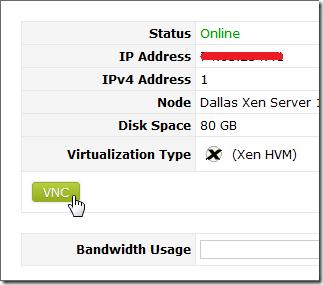 Windows VPS VNC连接和远程桌面连接