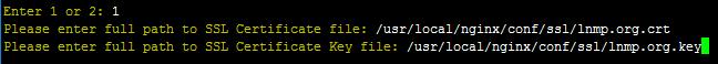 LNMP(A)添加、删除虚拟主机及伪静态使用教程