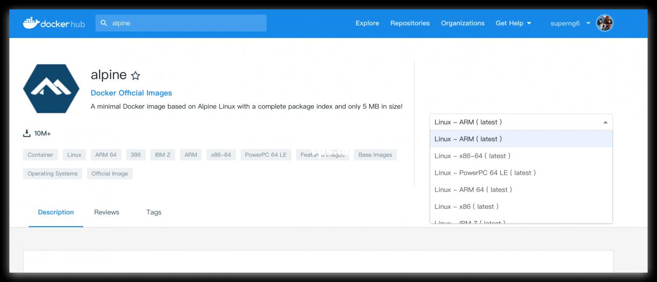使用GitHub Action构建全平台docker镜像